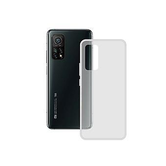 Mobile cover Xiaomi Mi 10T Contact TPU Transparent