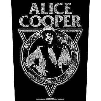 Alice Cooper - Snakeskin Rug Patch