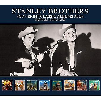 Stanley Brothers - Eight Classic Albums Plus Bonus Singles CD