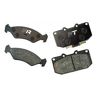 Plaquettes de frein Black Diamond PP576 Solid Frontal