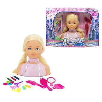 Hairdressing Doll Princesse My Hair Styling (54 x 14,5 x 38 cm)