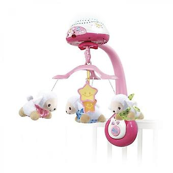 Vtech - Vtech Baby - Mobile Pink Sheep Count