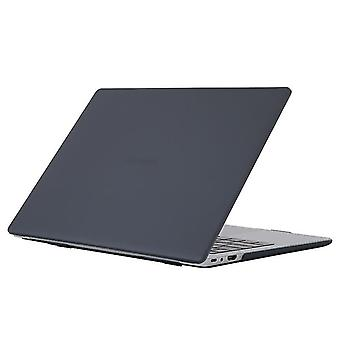 For Huawei MateBook 14 inch Shockproof Frosted Laptop Protective Case (Black) (Let op! Geen! D14!)