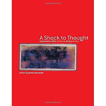 A Shock to Thought: Expressions After Deleuze and Guattari (Philosophy & Cultural Studies)