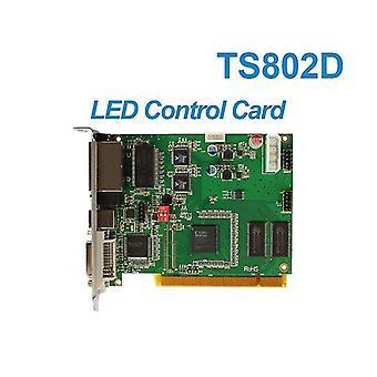 Card Linsn 802d Led Controller de lucru cu Linsn Rv801 Receptor