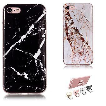 Iphone 7/8/se (2020) - Shell / Protección / Mármol