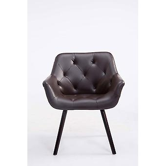 Esszimmerstuhl - Esszimmerstühle - Küchenstuhl - Esszimmerstuhl - Modern - Braun - Holz - 67 cm x 56 cm x 83 cm