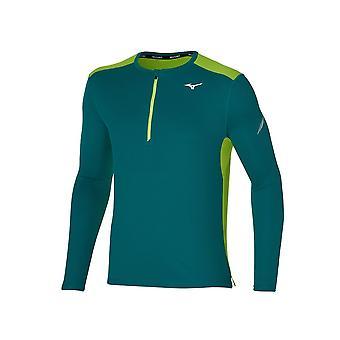 Mizuno Dryaeroflow HZ J2GA152038 träning året runt herr t-shirt