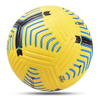 Taille professionnelle5/4 Ballon de football Premier Équipe de but de haute qualité Match Ballon Football Entraînement Sans faille Ligue Futbol Voetbal