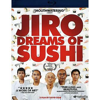 Jiro Sushi Dreams [BLU-RAY] USA tuonti