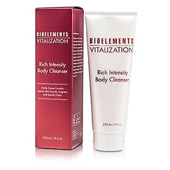 Bioelements Vitalization Rich intensiteetti kehon puhdistusaineet - 236ml / 8oz