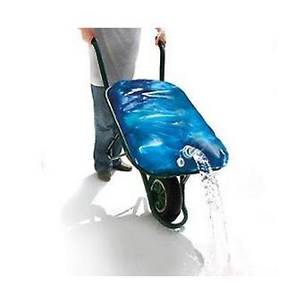 80 litri di acqua PE borsa costruttori giardino equestre