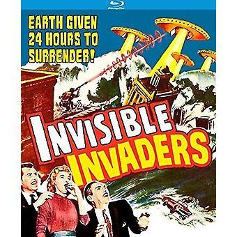 Importer des USA [Blu-ray] les envahisseurs invisibles (1959)