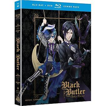 Black Butler: Book of Circus - Season Three [Blu-ray] USA import