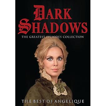 Dark Shadows: Best of USA Angelique [DVD] import