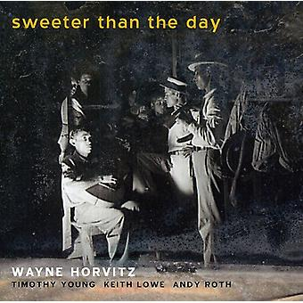 Wayne Horvitz - Sweeter Than the Day [CD] USA import