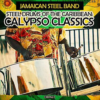Jamaican Steel Band - Steel Drums of the Caribbean: Calypso Classics [CD] USA import