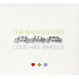 Bankesters - amor tem rodas [CD] EUA importar