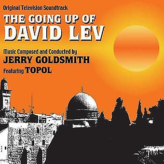 Jerry Goldsmith - Going Up of David Lev [CD] USA import