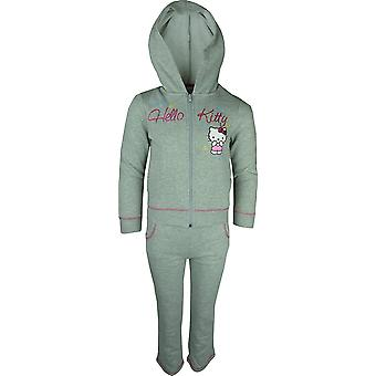 Girls Hello Kitty Tracksuit Jogging Suit HO1519