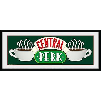 Friends Central Perk Framed Collector Print