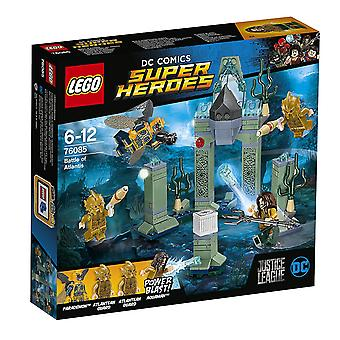 LEGO 76085 Super Heroes Atlantis-lelun taistelu