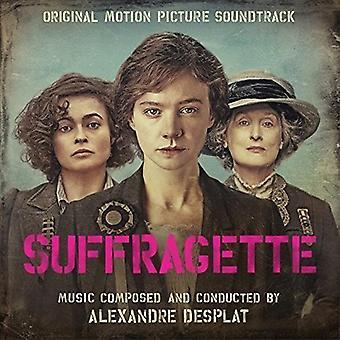 Alexandre Desplat - Suffragette (Score) / O.S.T. [CD] USA import