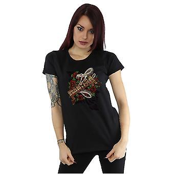 Pantera Women's Rattle Snake T-Shirt