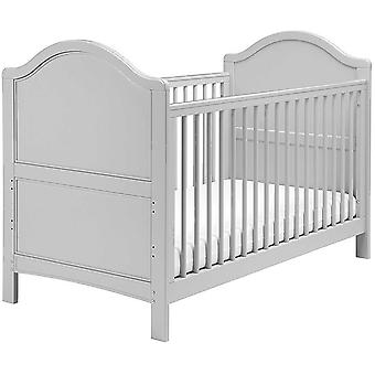 East Coast Nursery Toulouse Cotbed French Grey