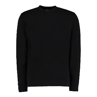 Kustom Kit Mens Klassic Knitted Sweatshirt