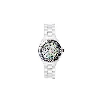 Lancaster women's watch ceramic of diamonds OLA0649SS-BN