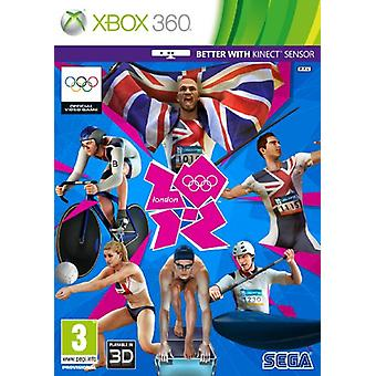 London 2012-de officiële video game van de Olympische spelen (Xbox 360)-nieuw