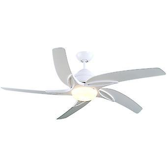 Decke Ventilator Viper weiß mit leichten 112 cm/44