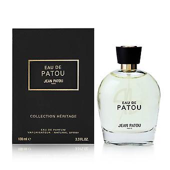 Jean Patou 'Eau De Patou' Eau De Toilette 3,3 oz/100 ml Spray novo na caixa