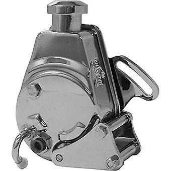 Tuff Stuff 6507A Chrome Power Steering Pump Bracket for Big Block Chevy