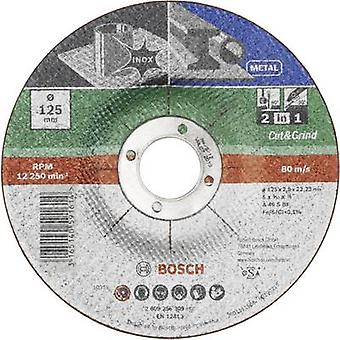 Bosch Accessories A 46 S BF 2609256309 Cutting and grinding disc 125 mm 22.23 mm 1 pc(s)