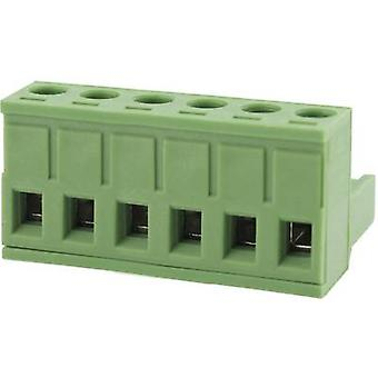 Degson Pin enclosure - cable Total number of pins 3 Contact spacing: 5.08 mm 2EDGK-5.08-03P-14-00AH-1 1 pc(s)