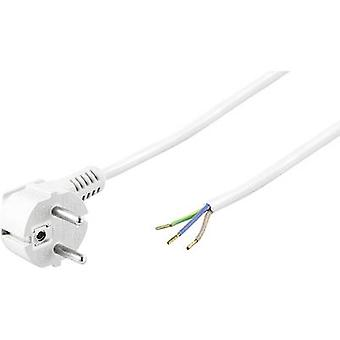Current Cable White 5 m