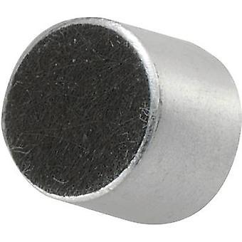 Microphone capsule 1.50 - 10 V DC Frequency range=100 Hz - 10000 Hz KEPO KPCM-60H50U-47DB-1543