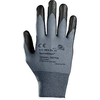 KCL GemoMech 665 665 Polyurethane Protective glove Size (gloves): 10, XL EN 388 CAT II 1 Pair