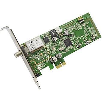 Hauppauge WinTV-Starburst DVB-S (SAT) PCIe-ml. kauko-ohjain, tallennus toiminto ei. virittimiä: 1