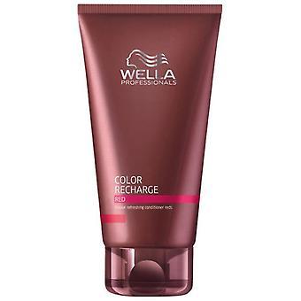 Recharge de Wella professionnels couleur rouge Conditioner 200ml