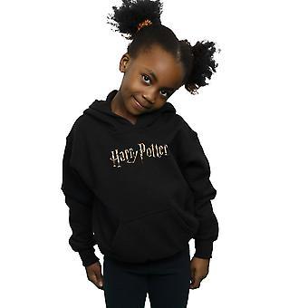 Harry Potter tytöt värillinen Logo huppari