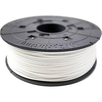 Filament XYZprinting PLA 1,75 mm weiß 600 g Junior