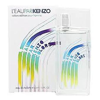 Kenzo l'Eau Par Kenzo colori edizione Pour Femme Eau de Toilette 50ml EDT Spray