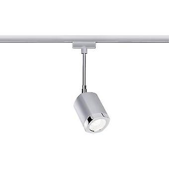 Paulmann Wankel nagyfeszültségű szerelősín könnyű URail beépített LED 5,4 W LED (fekete-fehér) króm (Matt)