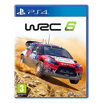 WRC 6 PS4 spel