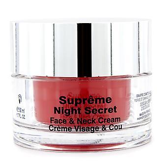 Dr. Sebagh Supreme Night Secret Face & Neck Cream - 50ml/1.7oz