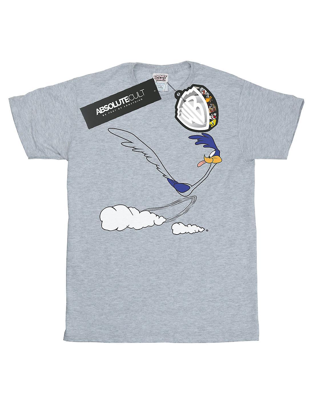 Looney Tunes Men's Road Runner Running T-Shirt