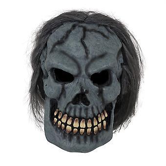 Schedel masker W/haar